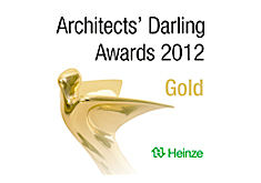 Architects' Darling Awards 2012: Gold