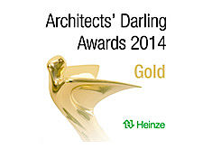 Architects' Darling Awards 2014: Gold