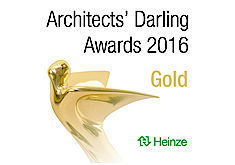Architects' Darling Awards 2016: Gold